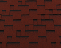 Bitumen Shingles RoofShield Premium Modern Cut