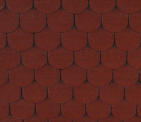 Bitumen Shingles RoofShield  Family Light Gothic Cut