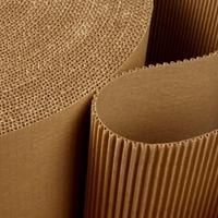 Paper for corrugating