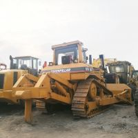 good quality CAT second-hand bulldozer D7H  for export with low price