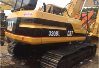 used excavator cat 320B for sale with high quality and low price
