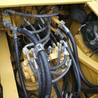 CAT 345DL 45T excavator second-hand construction machinery for sale
