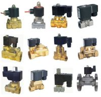 Two Ways Solenoid Valves