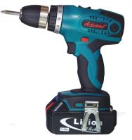 Lithium-ion Cordless Driver Drill