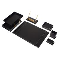 Prestij Desk Set 8 Accessories By Guner Ofis Turkey