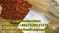 Eutylone EU crystal wickr:summerchem