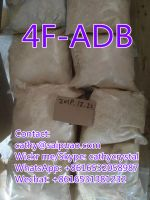 High Purity 4f-adb Replace 5fadb Strong 4fadb Yellow Powder 4f-adb (cathy@saipuao.com)