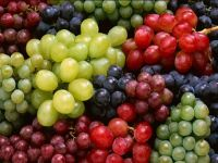 Fresh Grape (Green &Crimson )