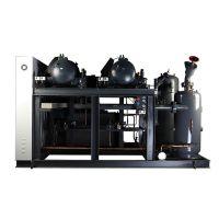 Parallel compressor series