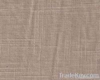 linen/cotton slubby fabric
