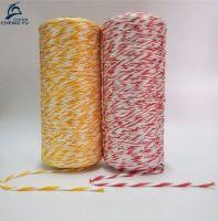 Microfiber mop yarn 300D/192F/288F for making mops