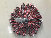 Microfiber mop head