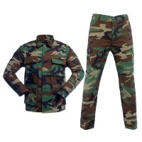 Woodland Camo BDU Uniform