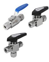 SWG connection ball valves
