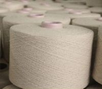 Regenerated 100% Cotton Yarn O/E Ne 3-20s Natural White Cheap