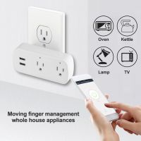 Wifi Plug Socket US Wifi Power Outlet with USB
