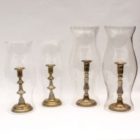 Crystal Votive Holders