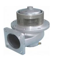 Emergency foot valve / Pneumatic Bottom Valve