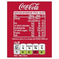 Coca-Cola Original Taste 30 X 330 Ml Cans