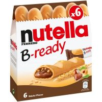 Nutella B-Ready Biscuits Pack of 6