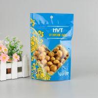 Custom Ziplock Promotion Snack Food Packaging Cheap Plastic Bags