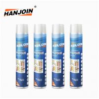 Straw Adhesive  PU Foam Polyurethane Foam  Draw Gun spray polyurethane foam