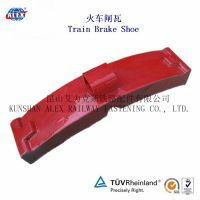 Composite Train Brake shoe, Locomotive Brake pad, Locomotive Parts Brake Block Supplier