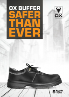 OX Buffer Safety Shoe - Low Cut