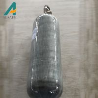 Carbon fiber composite gas cylinders