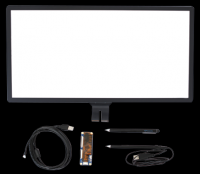 10.1 To 85 Inch Capacitive Touch Panel Support 10 To 60 Points Multi-Touch