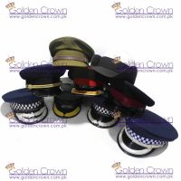 Military Uniform Peak Cap Suppliers And Manufacturer