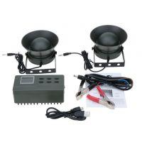 Factory cheap price bird caller CP390 with 2pcs 35W speaker for desert