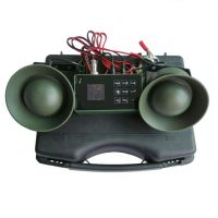 Private model bird caller multi sound with 2pcs 50w loud speaker CP-399 birds call