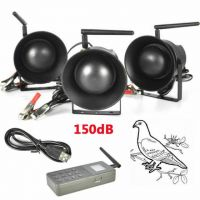 Amazon hot selling birds calls 3 hunting callers with one remote control from original factory CP-830