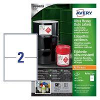 Avery Ultra Heavy Duty Labels