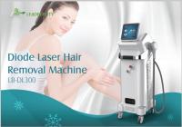 755 808 1064 Hair Removal Machine Triple Wavelength