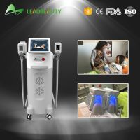 Leadbeauty Best Selling 5 Handles Cryolipolysis Vacuum Cavitation System Body Slimming Machine