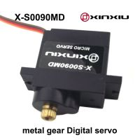 X-S0090MD 9g metal gear digital micro rc servo