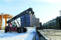 Customs clearance for export/import in China for train transport