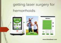 15 Watt Hemorrhoid Treatment Laser State Of Art Minimally Invasive Laser