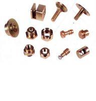 Metal parts, Nuts, Bolts, forging