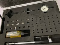internal tooth measuring instrument Small air measurement, blind hole