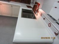solid surface material stone counter tops