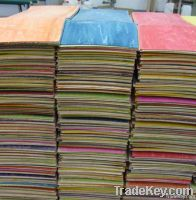 dyed skateboard veneer