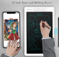 """8.5/10/12"""" inch LCD Digital Graphics Tablet For Drawing Board Electronic Writing Pad Screen Stylus Pen Erasable Kids Toy"""