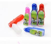 Portable Pet Travel Water Bottle eco friendly plastic