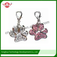 pet charm for dogs collar bling charms dog pedant