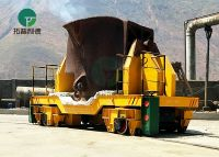 60 Ton Ladle Car