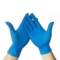 Disposable Medical Examination Nitrile Gloves