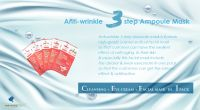 Anti-wrinkle 3 step ampoule mask